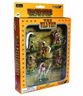 Britains Indians Window Gift Box Deetail 6 Painted Plastic Toy Soldiers 1/32