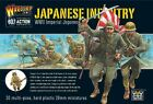 Plastic Toy Soldiers 28mm WWII Japanese Infantry Warlord Games 30 Figure WGBJI02