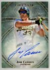 Jose Canseco 2014 Topps Five Star Baseball Autograph Auto Card 148 399 *V1392