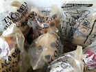10 Vintage Taco Bell Talking Chihuahua Collection Plush Toy Dogs Yo Quiero