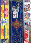 1990 Score 1991 1992 Donruss Baseball Card Complete set FACTORY BOX Collection