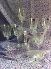 Lady Victoria Fine Crystal Stemware Imported from France Wine Glasses Set of 8
