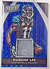 Marqise Lee 2015 Panini National NSCC Gold Pack VIP Promo BLUE Jaguars Patch 25