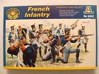 Italeri French Infantry Napoleonic Wars 1805-1815 Model Kit #6002 1/72 Scale