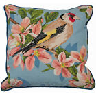 Gold Finch And Blossom Tapestry Kit-15-3/4