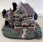 Hawthorne Village The Dress Makers Cottage Decorative Collectable Spring Season