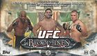 2014 Topps UFC BLOODLINES Sealed Hobby Box 10 HITS!