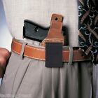 Galco WB286B RH Waistband Inside The Pant Holster for Glock 26 27 33 Black