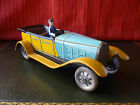 Rare 1920's ML Paris Martinan & Larnaude France Tin Wind-up 515-ML3 Open Tourer