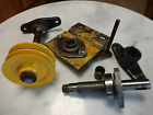 John Deere 140 Tractor, Older Style Rear PTO Parts for #33 Tiller