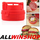 Stuffed Burger Press Hamburger Grill BBQ Patty Maker Juicy Cooking Tool AP