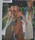 Simplicity 9454 Fairy Dress Pattern Uncut Costume 14-20 Goddess Cape Gown Wings