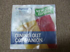 2008 WEIGHT WATCHERS DINING OUT COMPANION BOOK