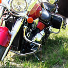 Kawasaki VN2000 Vulcan Classic (2004-10) Engine Guard with built in Highway Pegs