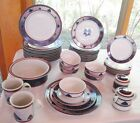 WONDERFUL HOLIDAY 42 PIECE SET OF DANSK WINTERFEST DISHES