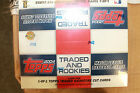 2004 Topps Traded and Rookies Jumbo Hobby Box Factory Sealed