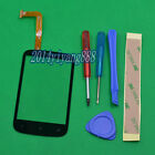 Touch Screen Digitizer Glass Lens+Tools For HTC Desire C A320E Black