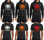 New THE OFFSPRING Rock Band T Shirt Mens Black White Orange Hoodie Sizes S 5XL