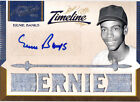 2011 Playoff Prime Cuts Ernie Banks Jersey AUTO Relic 10