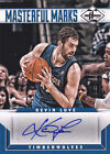 2012 Limited Kevin Love Masterful Marks AUTO 49