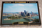 CITY OF PITTSBURGH 1500 PIECE JIGSAW PUZZLE~NEW, SEALED~XMAS GIFT~FREE SHIPPING