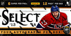 (2) BOX LOT 2013-14 PANINI SELECT HOCKEY SEALED HOBBY BOXES FREE SHIP