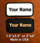 Custom Embroidered Patch Embroidery patch Name Tag Motorcycle Biker Badge
