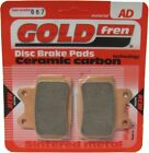 Sintered Brake Pad For Yamaha RD 350 R YPVS Fully Faired Twin Headlight Front