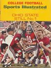 1969 Ohio State Woody Hayes Sports Illustrated NEAR MINT NO LABEL