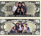 One Directon Band Million Dollar Bill