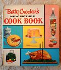 Betty Crocker 1960s New Picture Cookbook Vintage Hardcover (5-Ring Binder) Good