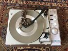 Vintage KLH Model Twenty 20 Turntable Receiver Mini-System for parts or repair