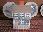 Claire Murray ~ Sakura ~ Nantucket Colonial Cottage House Cookie Jar ~ HTF!