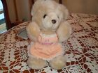 Vintage 1987 Emotions Stuffed Plush # 1 Mom - Moma Bear New with tags NOS