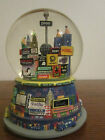 Broadway Cares 2000 Twin Towers New York City Theater Musical Snow Globe