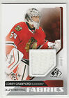 Corey Crawford Cards, Rookie Cards and Autographed Memorabilia Guide 21