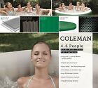 Portable Hot Tub Jacuzzi Coleman Inflatable Spa Center Water Pool Digital Screen