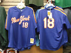 Darryl Strawberry NY Mets Mitchell Ness Authentic Cooperstown Mesh BP Jersey