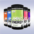 Optimum Nutrition Amino Energy 30 Serv CHOOSE YOUR FLAVOR **Free Fast Shipping**