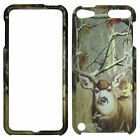 8 points Camo Deer  Case for Apple iiPod Touch 6 6th Gen Cover Phone Safty ..