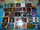 260 JAPAN CD Metallica/Megadeth/Van Halen/Savatage/Iron Maiden/TNT/Dio/MSG