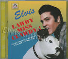 Elvis Presley - Lawdy Miss Clawdy Unreleased RCA Sessions Czech Republic CD