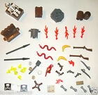 LEGO Pirates PARROT SNAKE Rifle Skeleton Banana 4 6286 4195 6285 6290 6243 6289