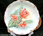 LIMOGES FRANCE HANDPAINTED CHARGER JP MARKED AS SHOWN PLATTER