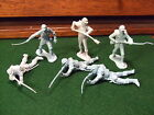Vintage Marx lot of Union soldiers  from the Civil War Play sets