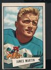 1952 Bowman Large Football Cards 8