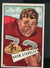1952 Bowman Large Football Cards 9