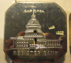 vintage Capitol Register Bank Dime bank - GREAT CONDITION FOR IT'S AGE