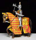 Castilian Knight 11th Century Mounted Toy Soldier 54mm Metal New Hand Painted