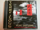TERRY ILOUS HERE AND GONE CD XYZ/GREAT WHITE SINGER RARE OOP MELODIC HARD ROCK